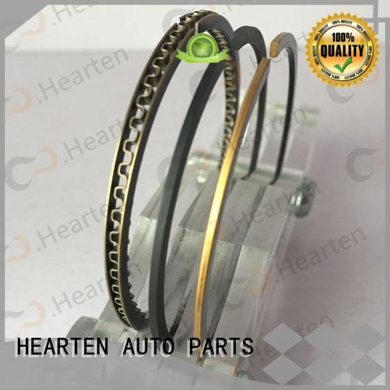 HEARTEN titanium motorcycle pistons and rings supplier for auto engine parts