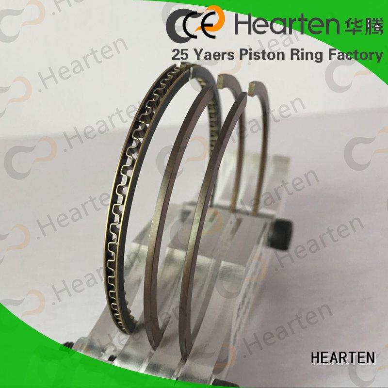 motorcycle piston rings suitable pvd HEARTEN Brand