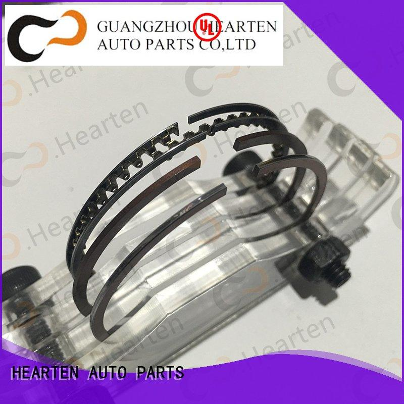 chromium piston motorcycle engine parts performance HEARTEN