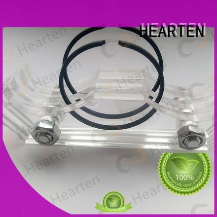 gasoline piston engines HEARTEN Brand best piston rings factory