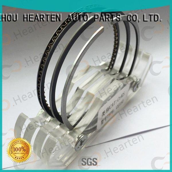 titanium sealing motorcycle engine parts rings HEARTEN