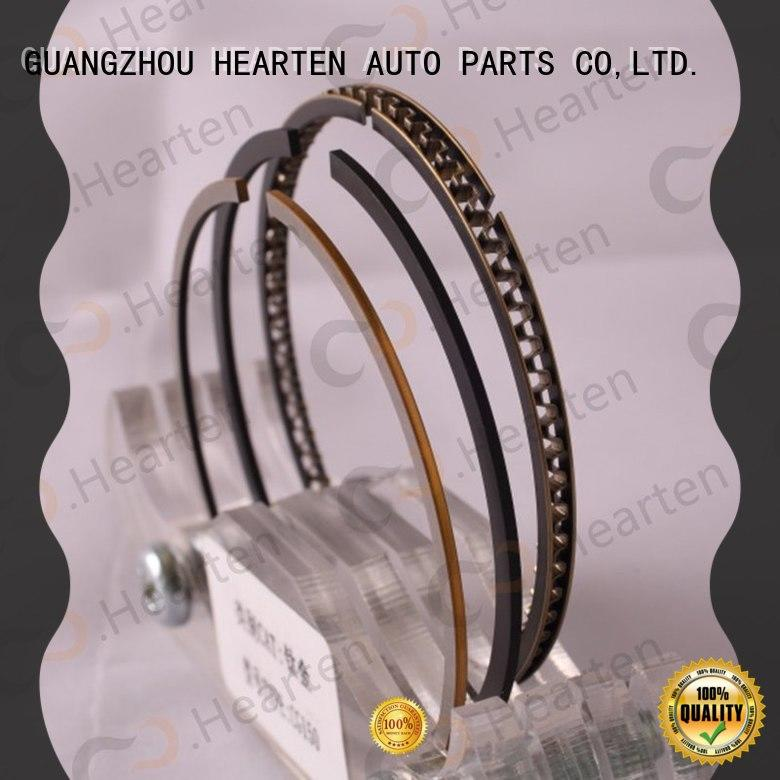 HEARTEN reliable motorbike piston rings factory direct supply for honda