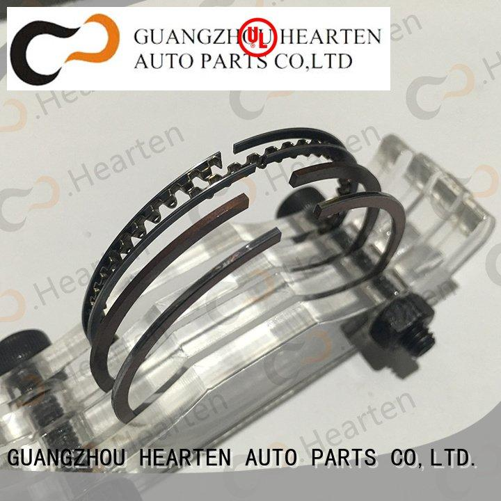 engine motorcycle pvd HEARTEN motorcycle piston rings
