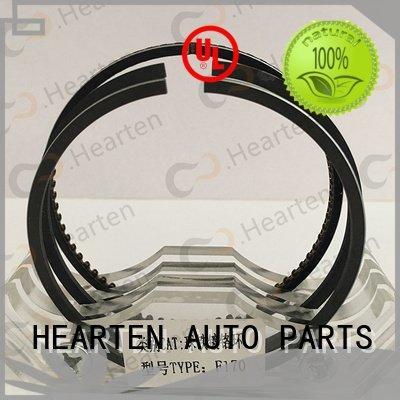 Wholesale piston kinds engine piston rings HEARTEN Brand