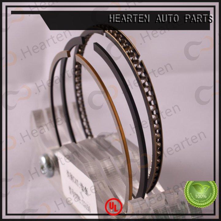 Custom motorcycle engine parts engine piston rings HEARTEN