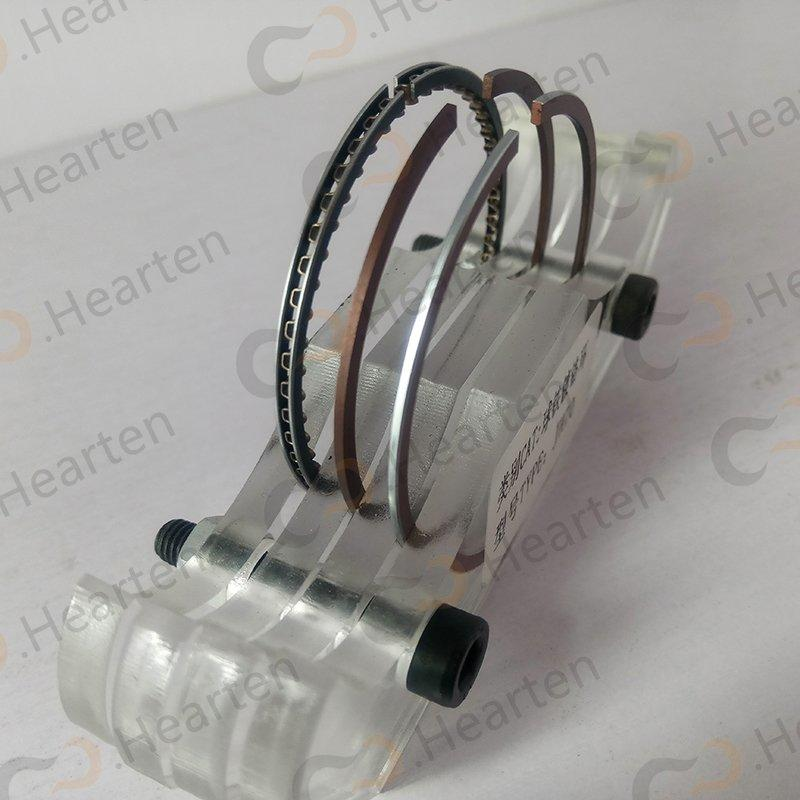 Custom Chromium piston ring