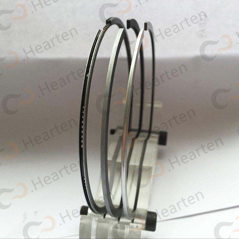 Custom PVD piston ring