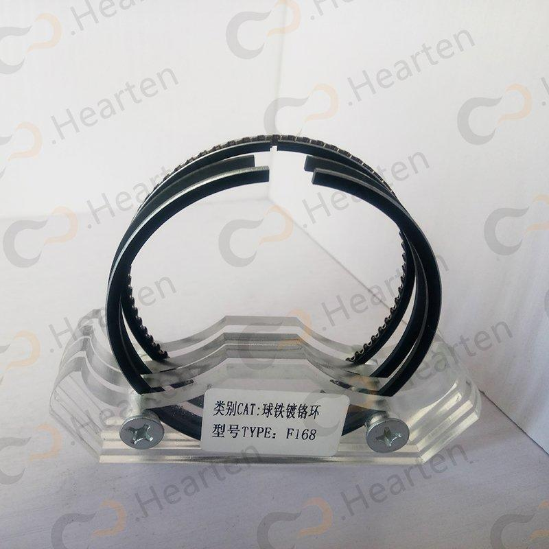 168Fengine parts,the factory sells all kinds of piston rings,engine pistor rings