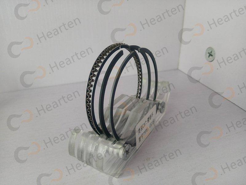 HEARTEN Brand rings motorcycle piston rings wearresistant material suitable
