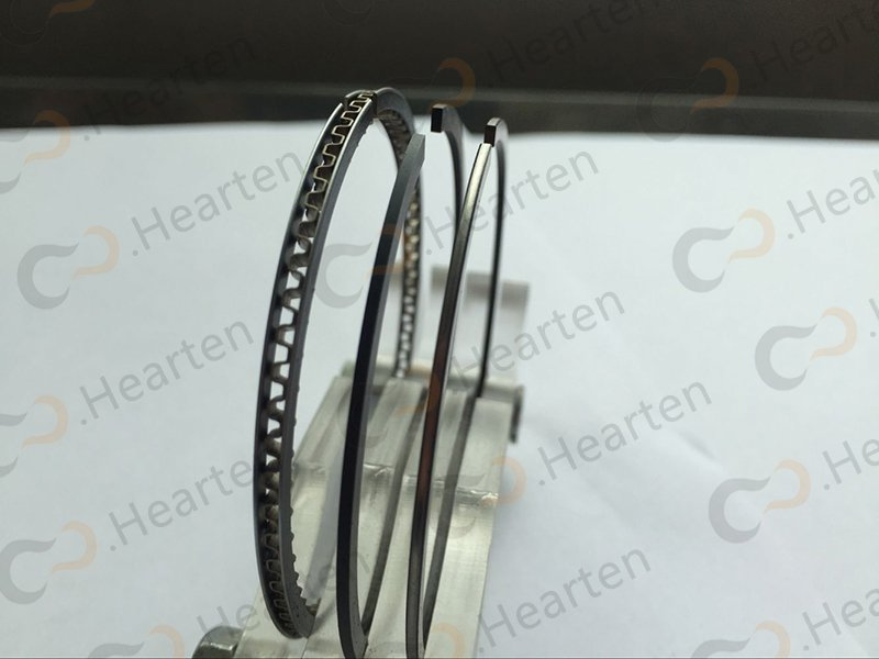 Nitriding piston ring-4