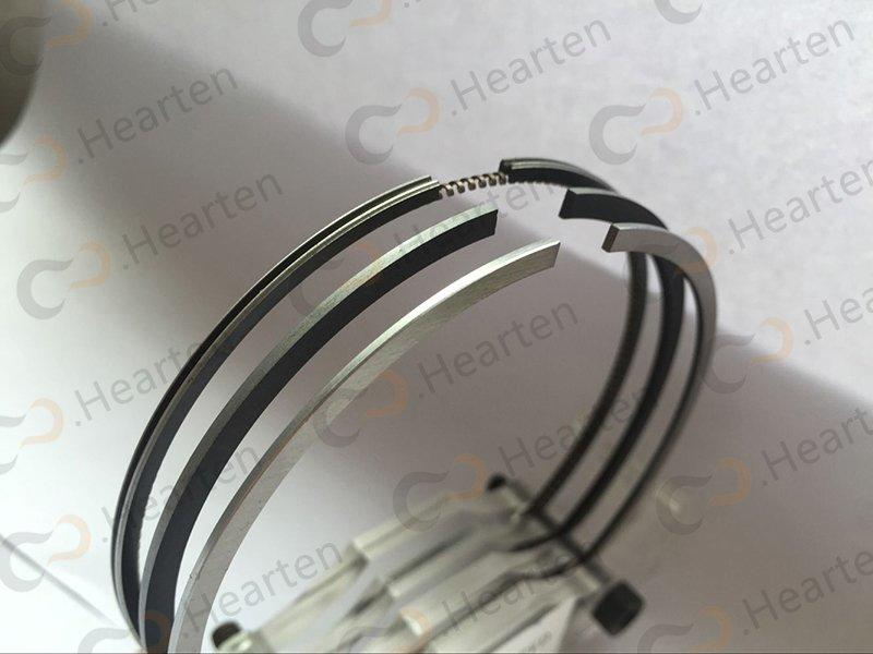 large nitriding rings HEARTEN Auto  Piston  Ring