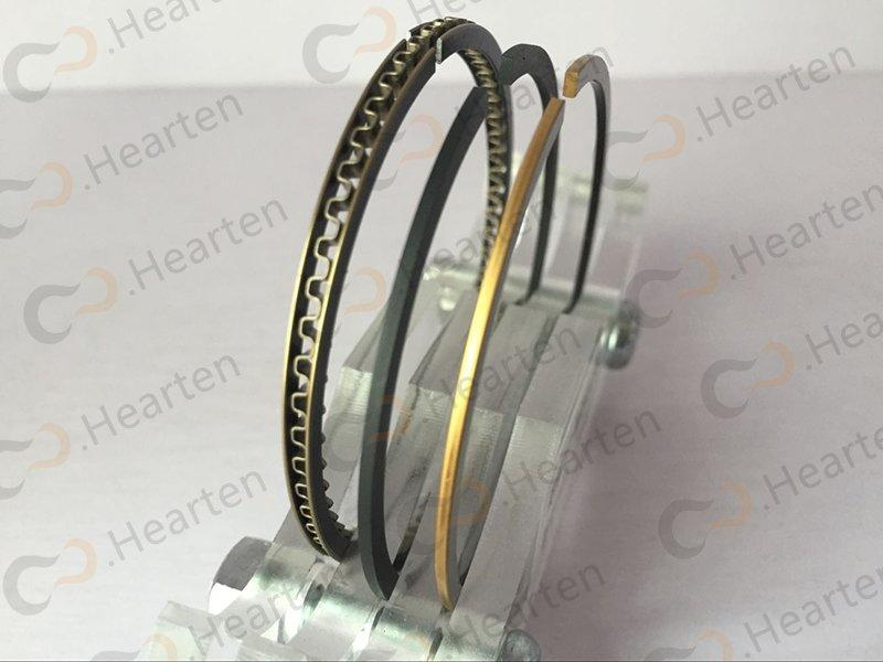 HEARTEN motorcycle engine parts chromium titanium motorcycle sealing