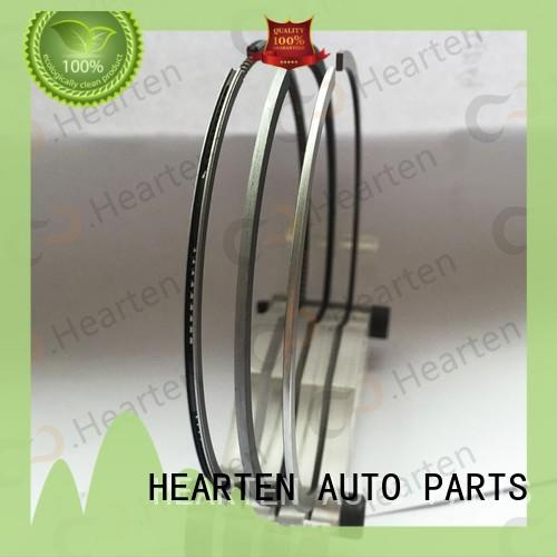 HEARTEN cast iron piston rings series for automotive