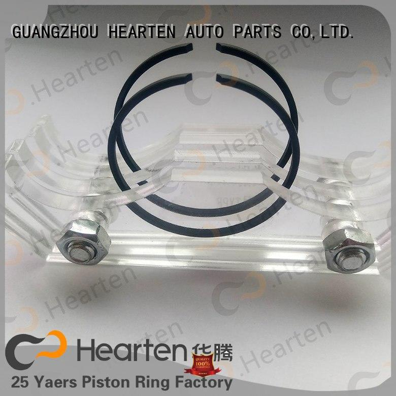 chain combustion ring piston rings suppliers HEARTEN