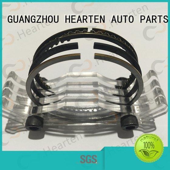 HEARTEN Brand piston pvd wearresistantmaterial motorcycle piston rings