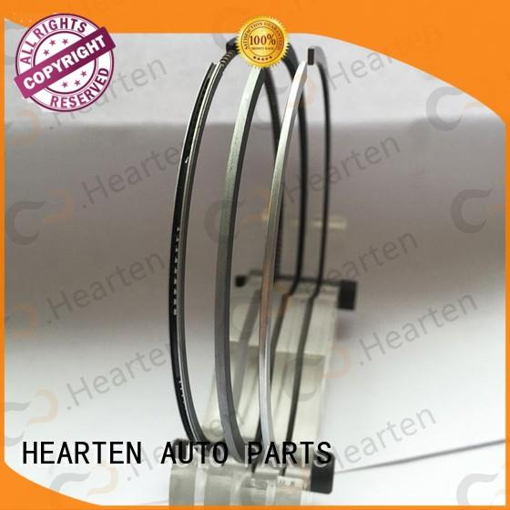 HEARTEN chromium motorcycle pistons and rings factory direct supply for motorcycle