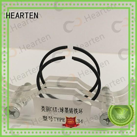 Garden Machine Piston Ring iron for internal combustion engines HEARTEN