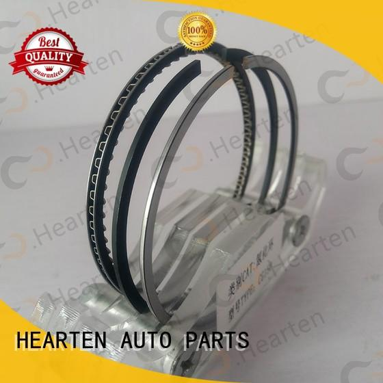 HEARTEN titanium motorcycle piston rings directly sale for honda