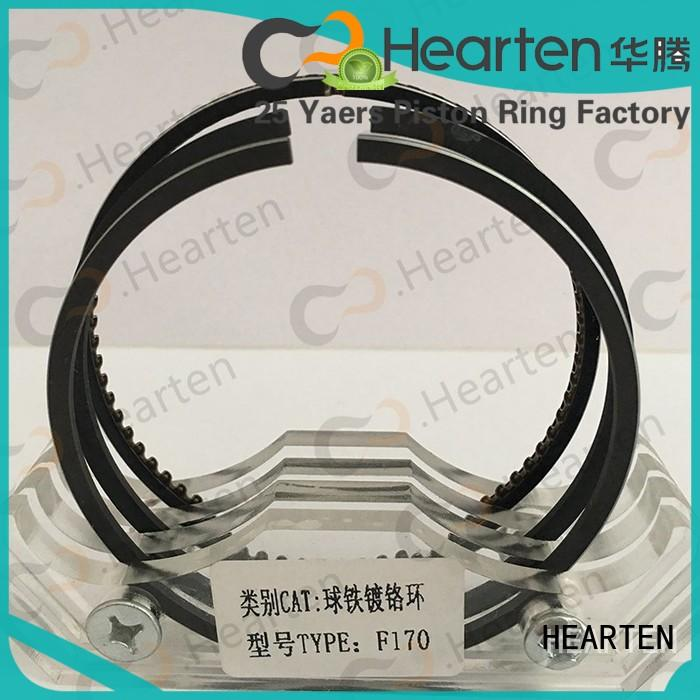 HEARTEN reliable piston ring price directly sale for machine
