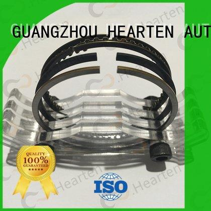 HEARTEN pvd motorcycle engine parts performance rings