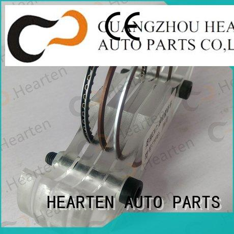 HEARTEN Brand piston rings chromium motorcycle piston rings