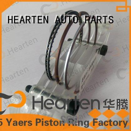 cks wearresistantmaterial rings motorcycle engine parts HEARTEN