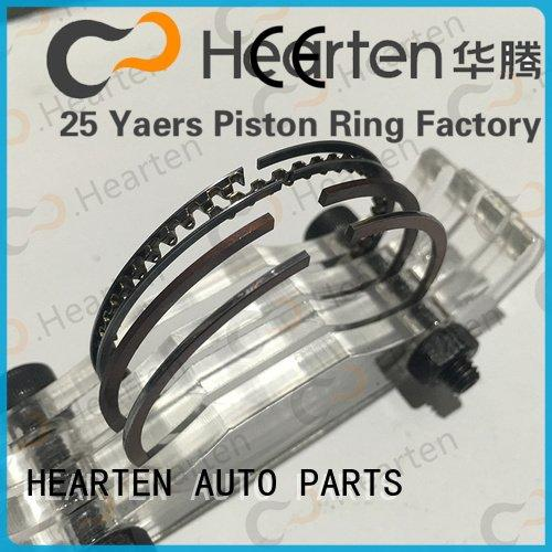 Custom motorcycle engine parts titanium nitriding cks HEARTEN