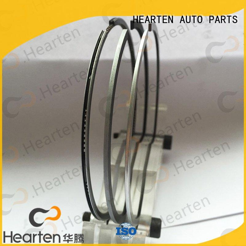 motorcycle piston rings nitriding motorcycle engine parts HEARTEN Brand