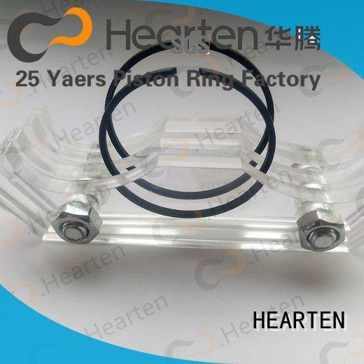 HEARTEN Brand engines combustion Garden Machine Piston  Ring piston garden