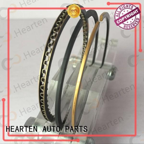 HEARTEN popular piston rings for motorcycles factory direct supply for honda