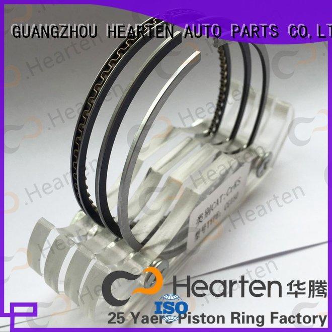 HEARTEN suitable sealing cks motorcycle piston rings strong