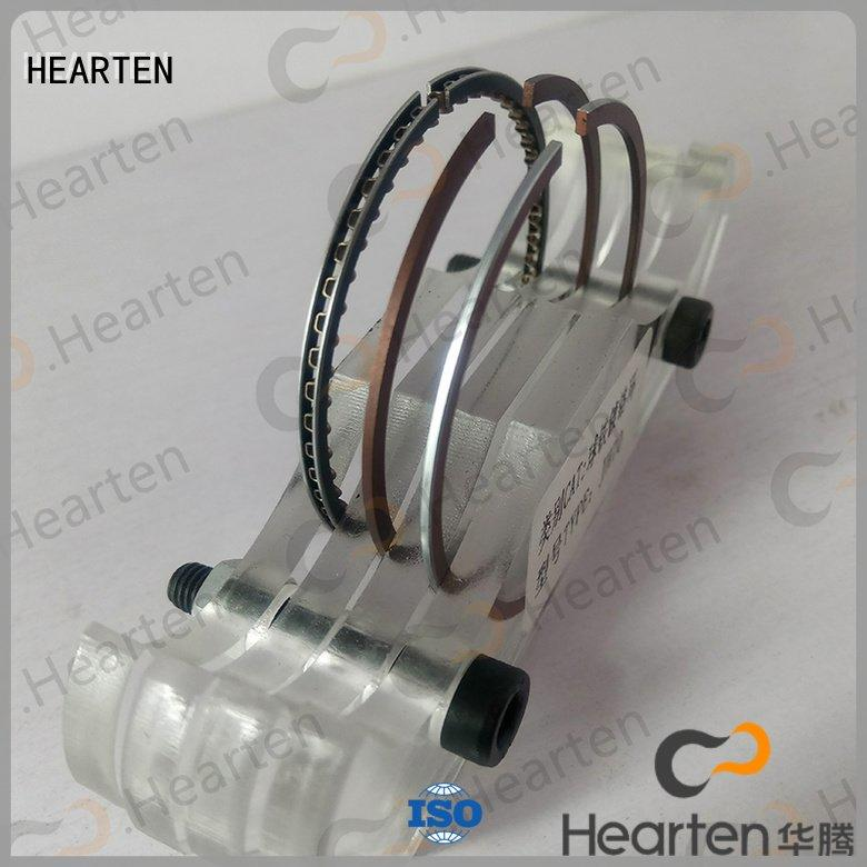 Auto  Piston  Ring automotive nitriding piston ring sealer HEARTEN Warranty
