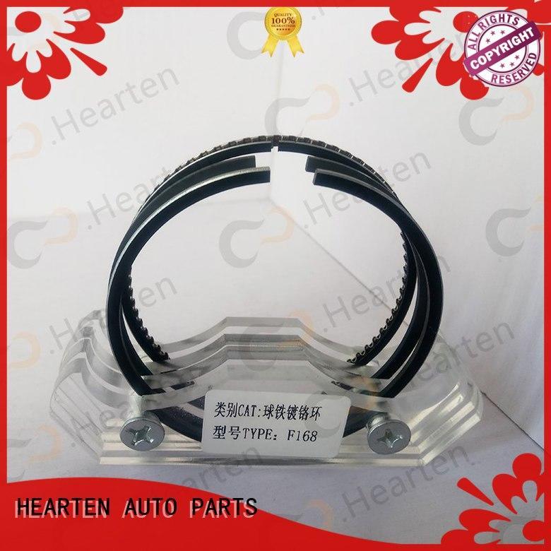 HEARTEN nodular cast iron engine piston ring manufacturers series