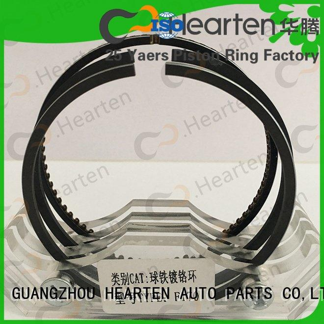 auto engine parts generator engine piston rings HEARTEN