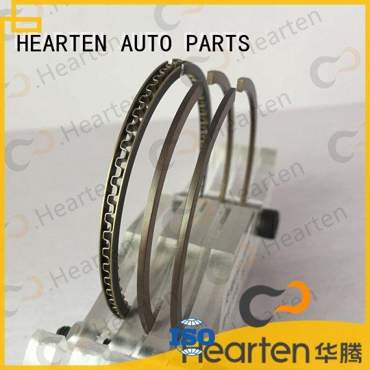 motorcycle piston rings wearresistant material sealing HEARTEN Brand