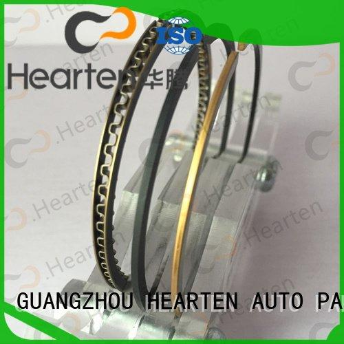 rings engine motorcycle chromium HEARTEN motorcycle piston rings