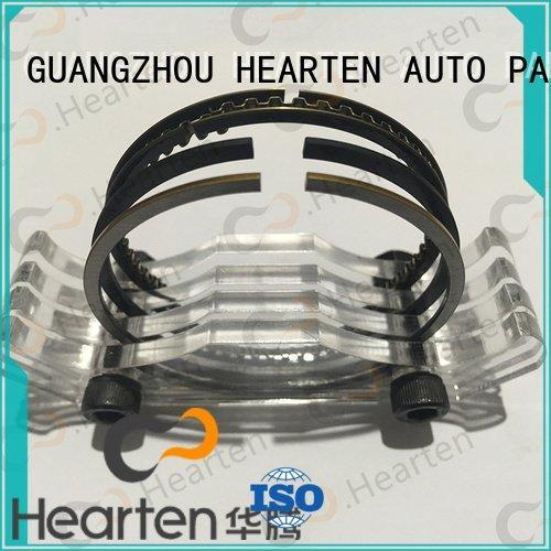 wearresistantmaterial motorcycle engine parts HEARTEN motorcycle piston rings