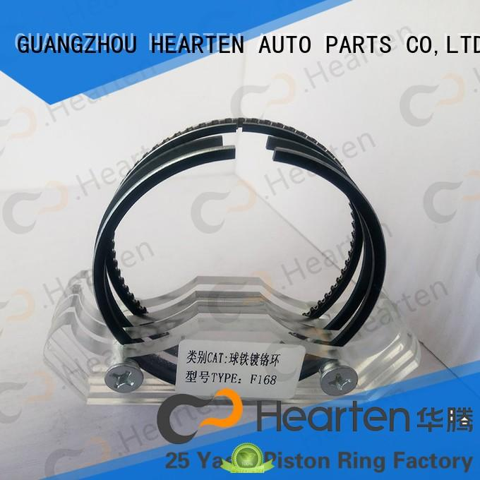 HEARTEN nodular cast iron piston ring price series for machine
