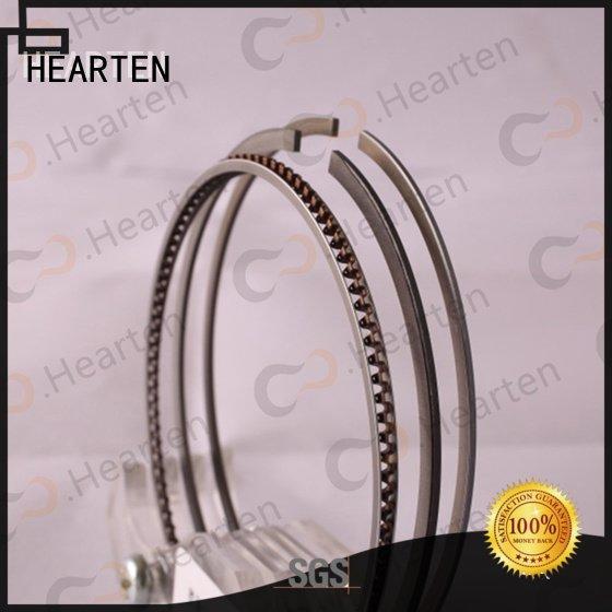 HEARTEN Brand large rings Auto  Piston  Ring piston pvd