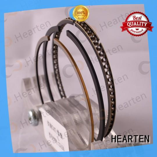 HEARTEN chromium piston ring manufacturers directly sale for auto engine parts