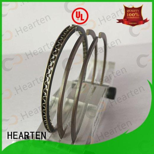 suitable rings chromium piston HEARTEN motorcycle piston rings