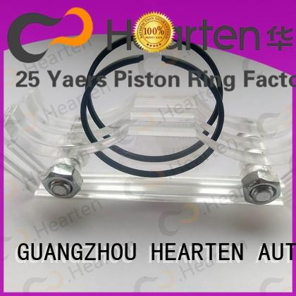 HEARTEN long lasting garden machine piston ring factory price for internal combustion engines