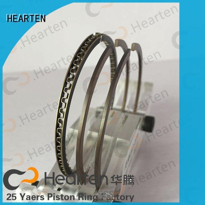 titanium motorcycle engine parts HEARTEN motorcycle piston rings