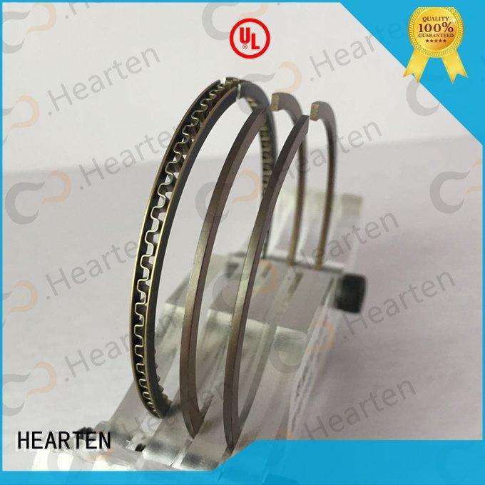 ring nitriding motorcycle piston rings HEARTEN