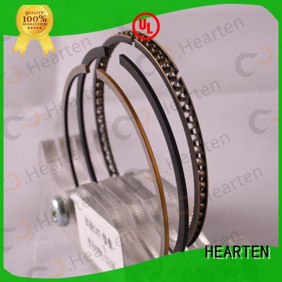 motorcycle piston rings pvd HEARTEN Brand motorcycle engine parts