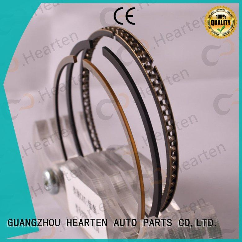 pvd suitable rings HEARTEN motorcycle piston rings