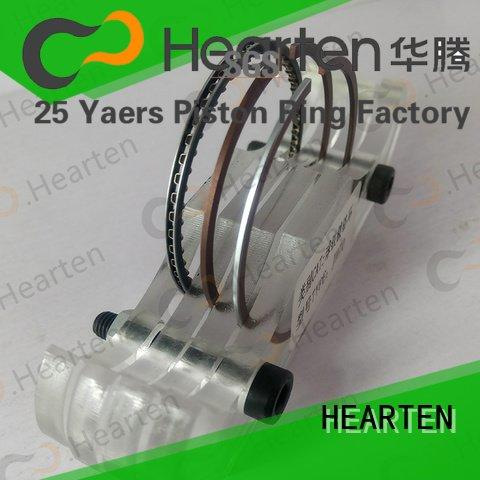 piston pvd suitable rings HEARTEN motorcycle engine parts