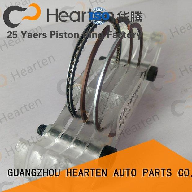 HEARTEN Brand nitriding Auto  Piston  Ring large rings