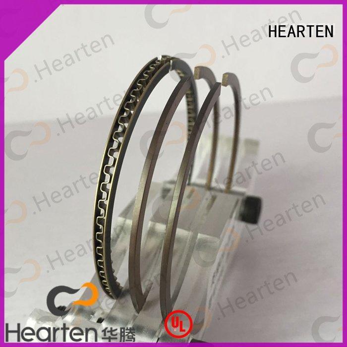 piston engine titanium motorcycle engine parts HEARTEN