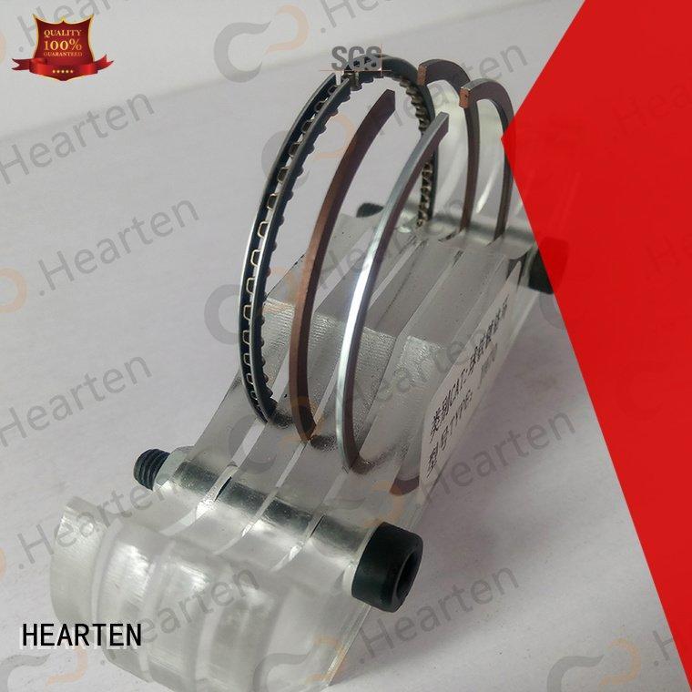 Custom piston ring sealer ring diesel large HEARTEN